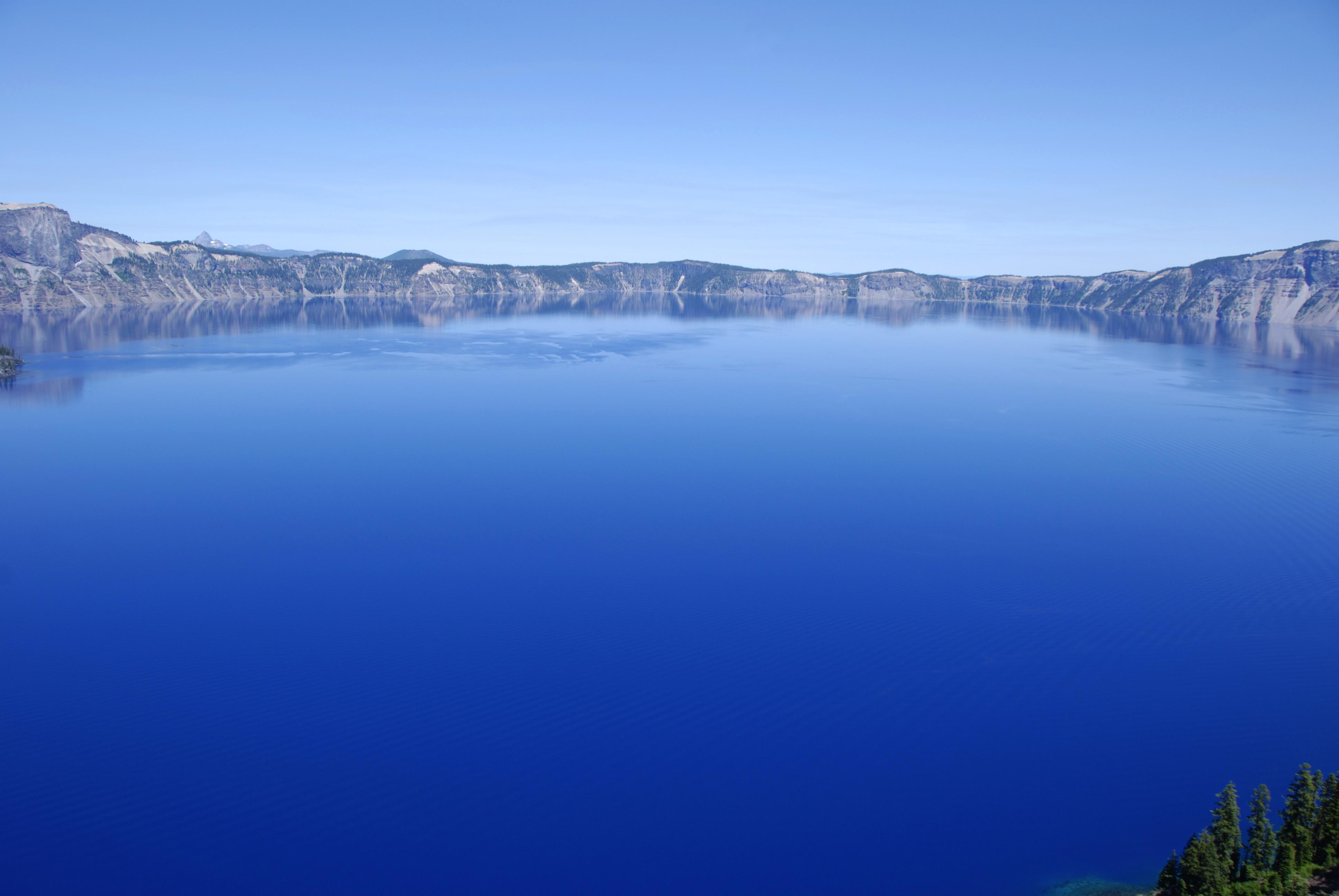 Crater Lake Blue 29
