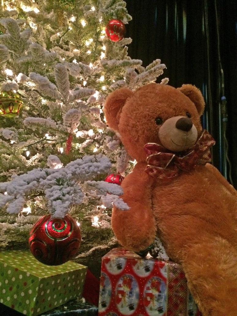 Teddy Bear Christmas by MogieG123