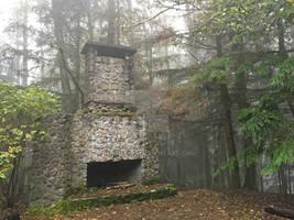 Bullitt's Fireplace