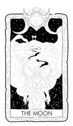Warcraft Tarot: The Moon