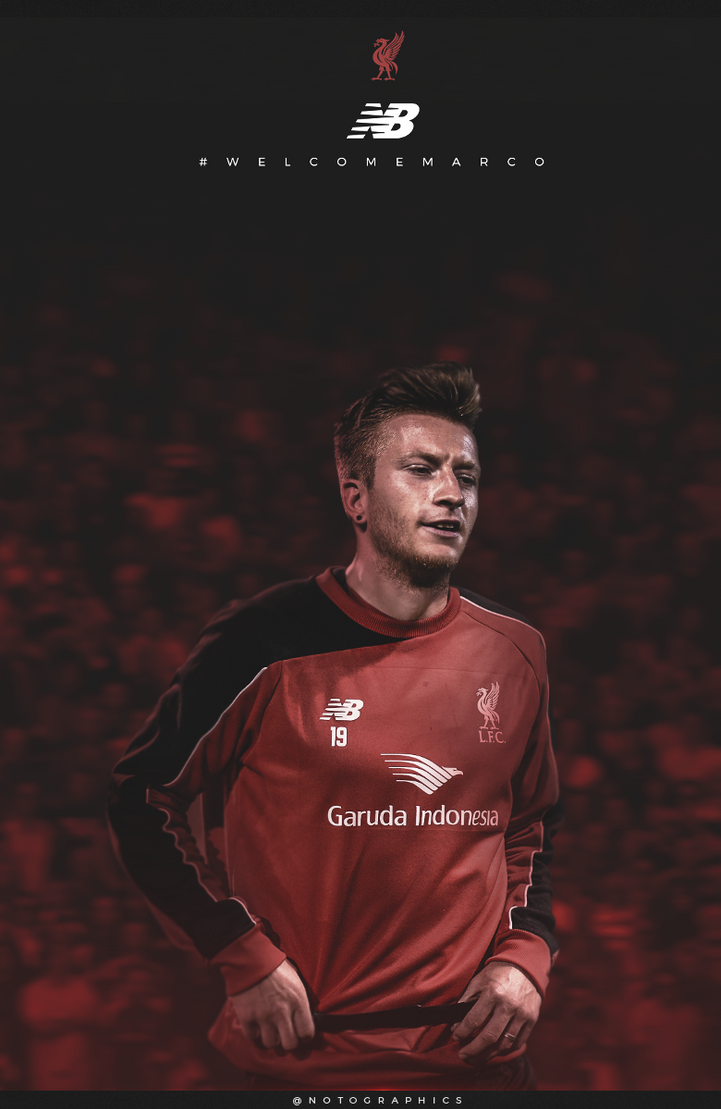 Marco Reus - LFC by JayGFX93