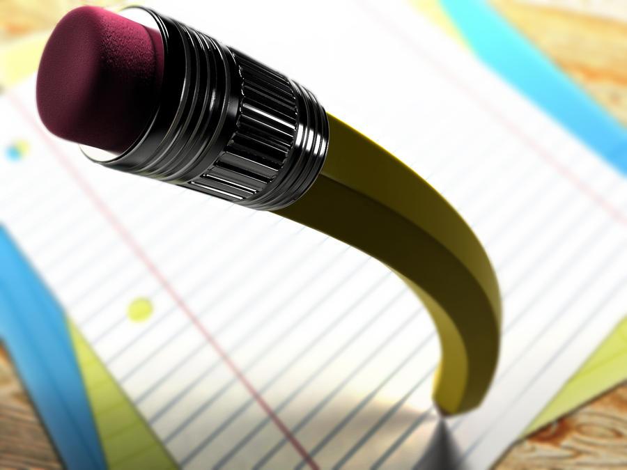 Pencil by Hankins