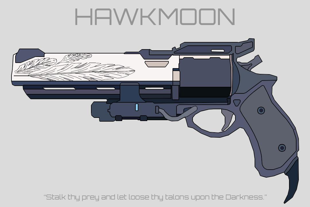 Hawkmoon Simplistic by iFyr on DeviantArt