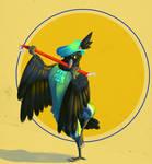 Crow Bard