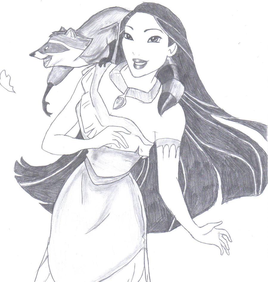 Pocahontas By Kimmy-The-TacoNator On DeviantArt