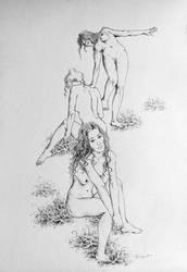 Genuine Nude by Eyesofgasoline