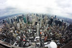 Empire State Building by Krutfarfar