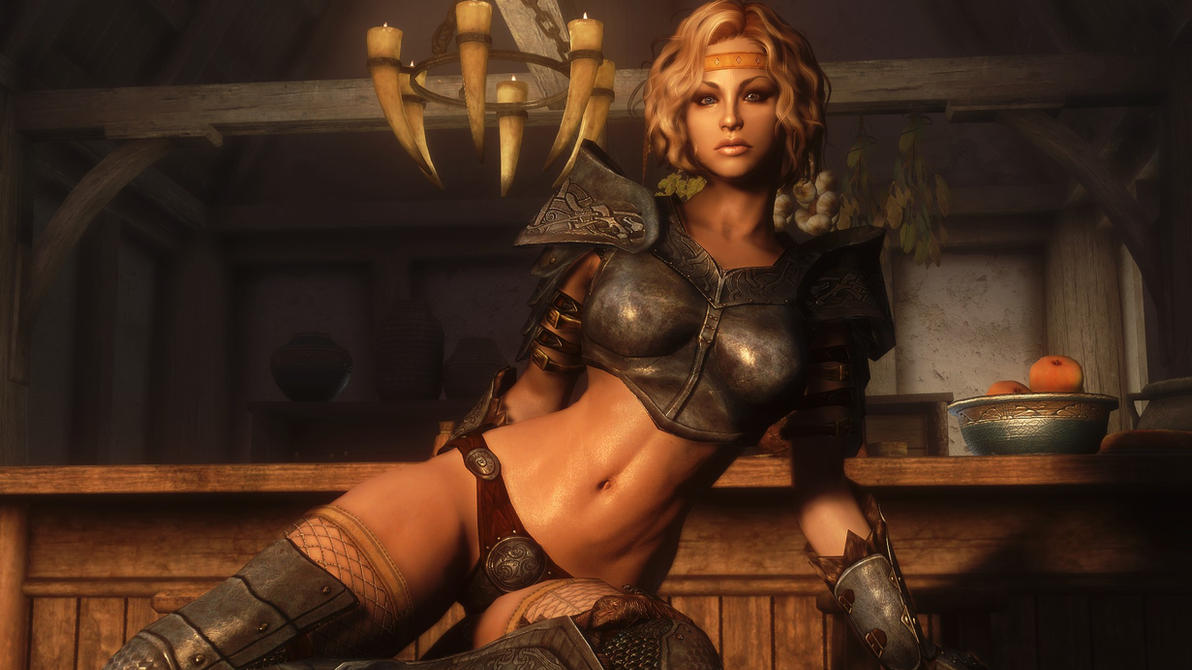 Barbarian girls hot xxx images