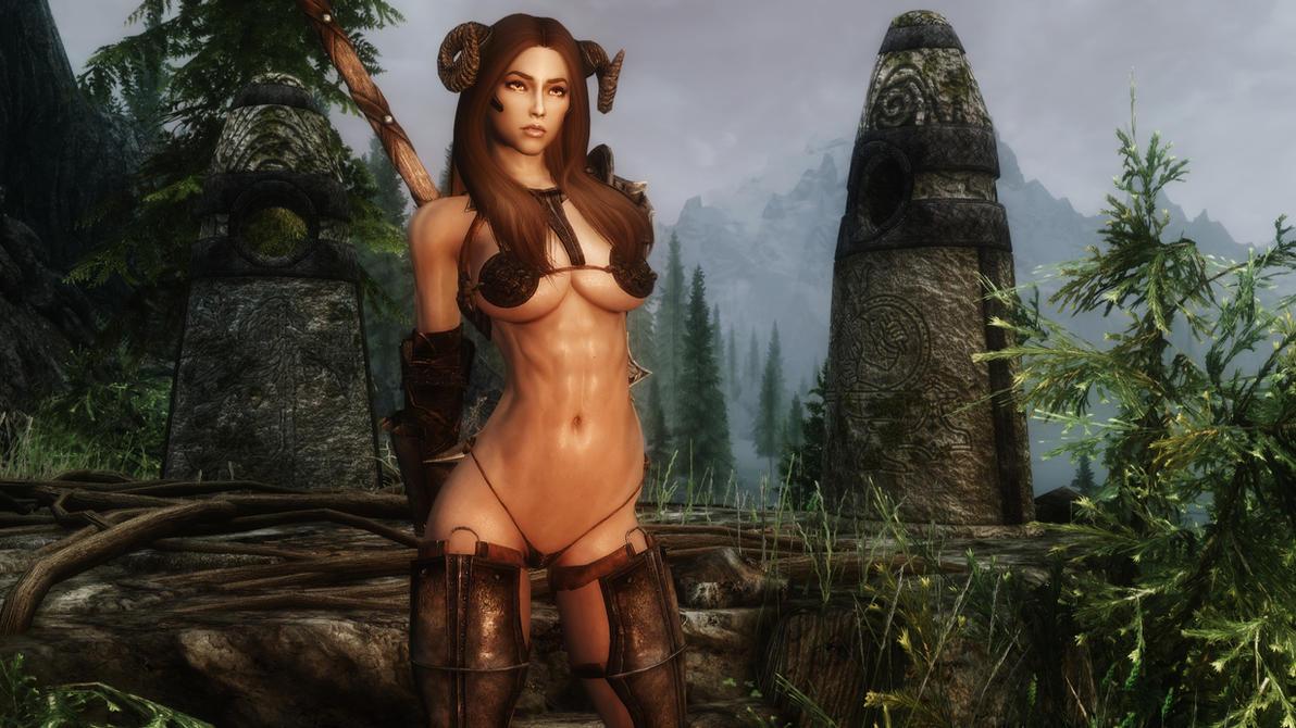 All Hail Bikini Armor by UnitedStrafes