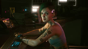 Judy Cyberpunk2077