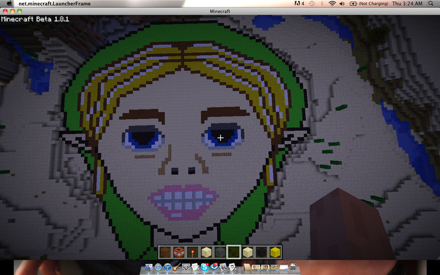 Minecraft Ben Drowned by SnuffBomb on DeviantArt