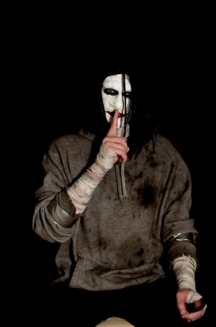 Jeff the Killer - Hush by SnuffBomb