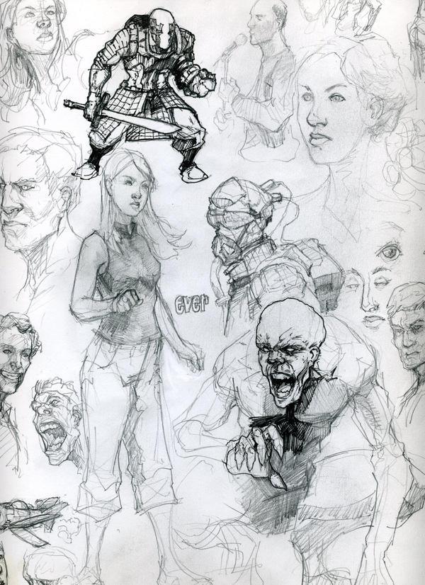 sketchbook page1of4 by n8gee