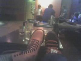 trendy boots by rockstar-kat666
