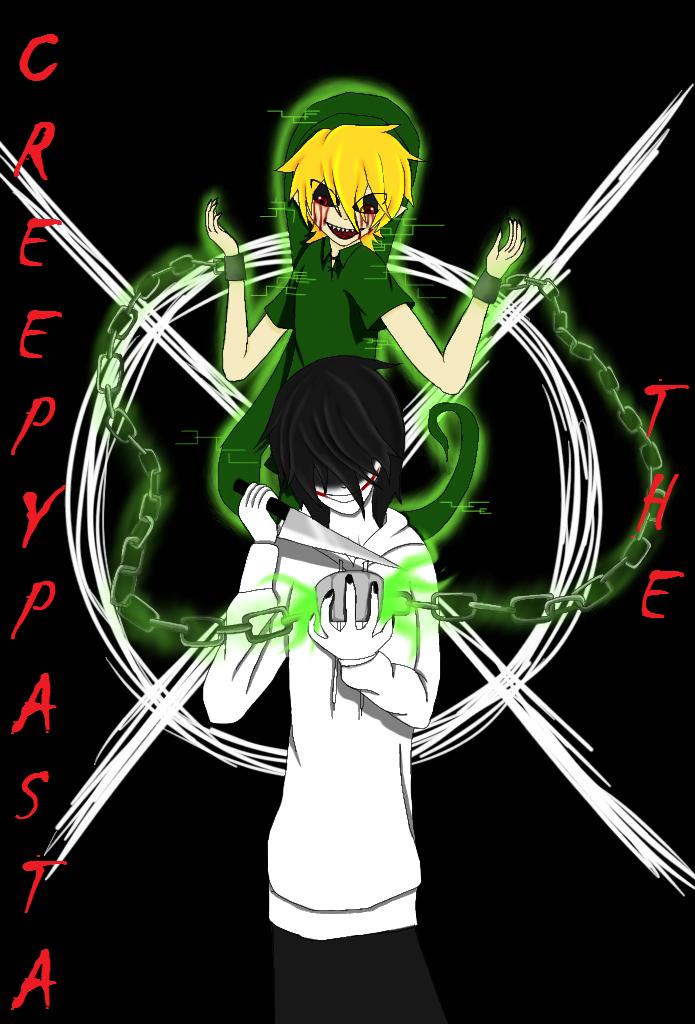 The CreepyPasta Ch.1 Pg.2 by ChibiNeko-Lover