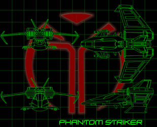 Phantom Striker by Dayanx