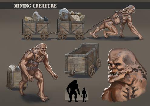 Creature Miner