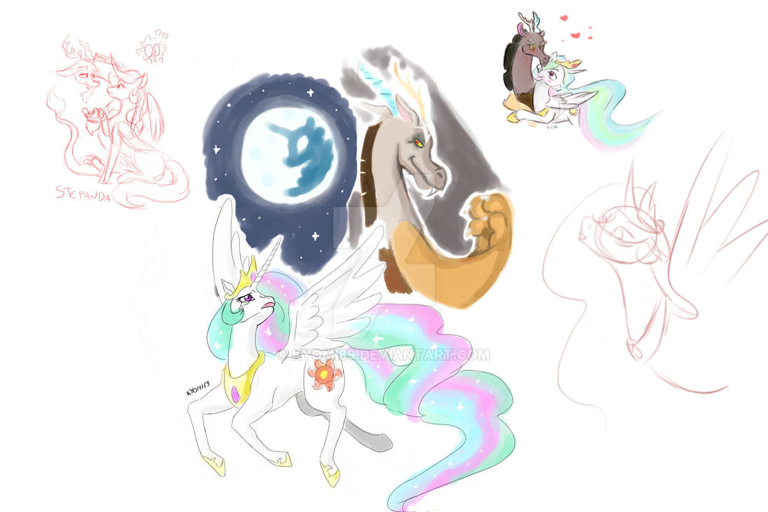 OpenCanvas Draw Dislestia Together! by Kyomi89