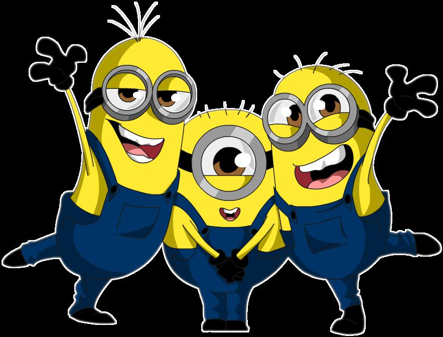 Minions By S0s2 On Deviantart Rh Deviantart Com Minion Giving A Hug Banna Minion  Hug