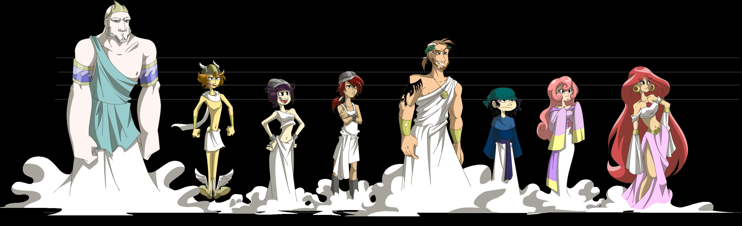 modern day hero vs greek hero
