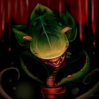 Little Shop Of Horrors by s0s2