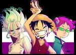 Senkuu Luffy Saiki