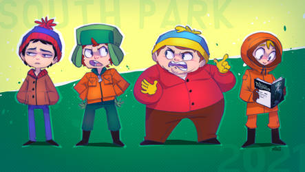 South Park 2021