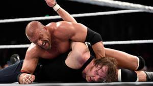 Triple H def. Dean Ambrose