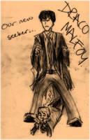 Slytherine Seeker by fabala-the-artist