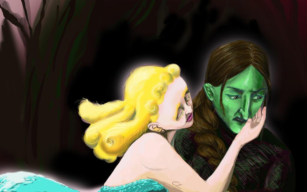 Is it true you were her friend? by fabala-the-artist