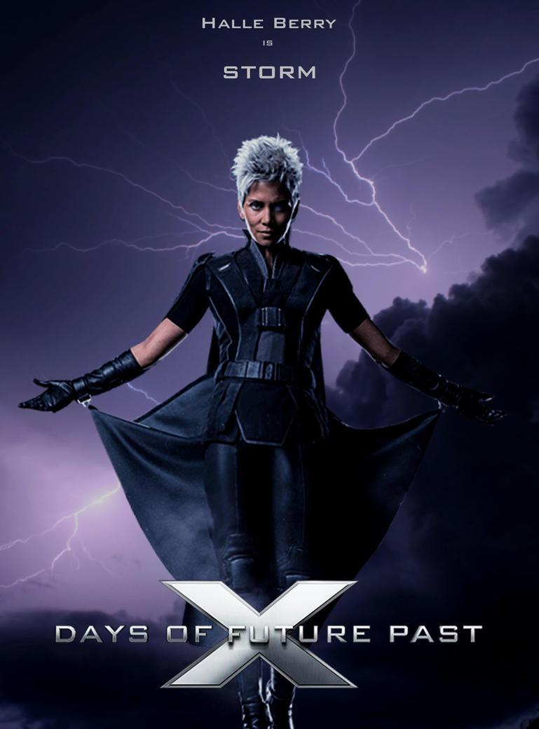 Men Days of Future Past - Storm by MiamsoloX Men Days Of Future Past Storm