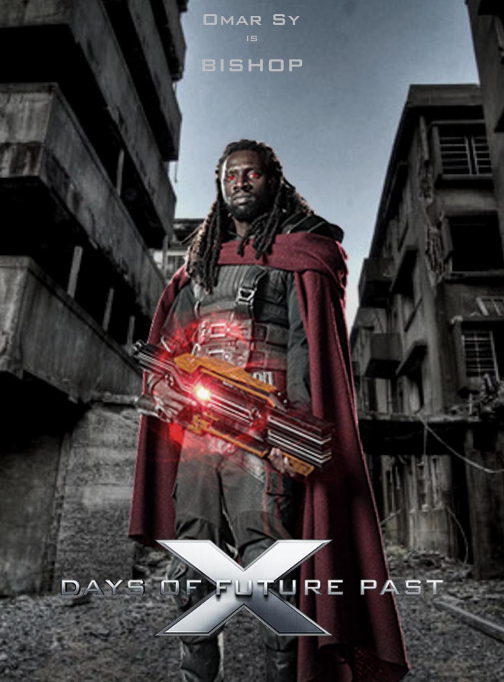 Men Days of Future Past - Bishop by MiamsoloX Men Bishop Costume