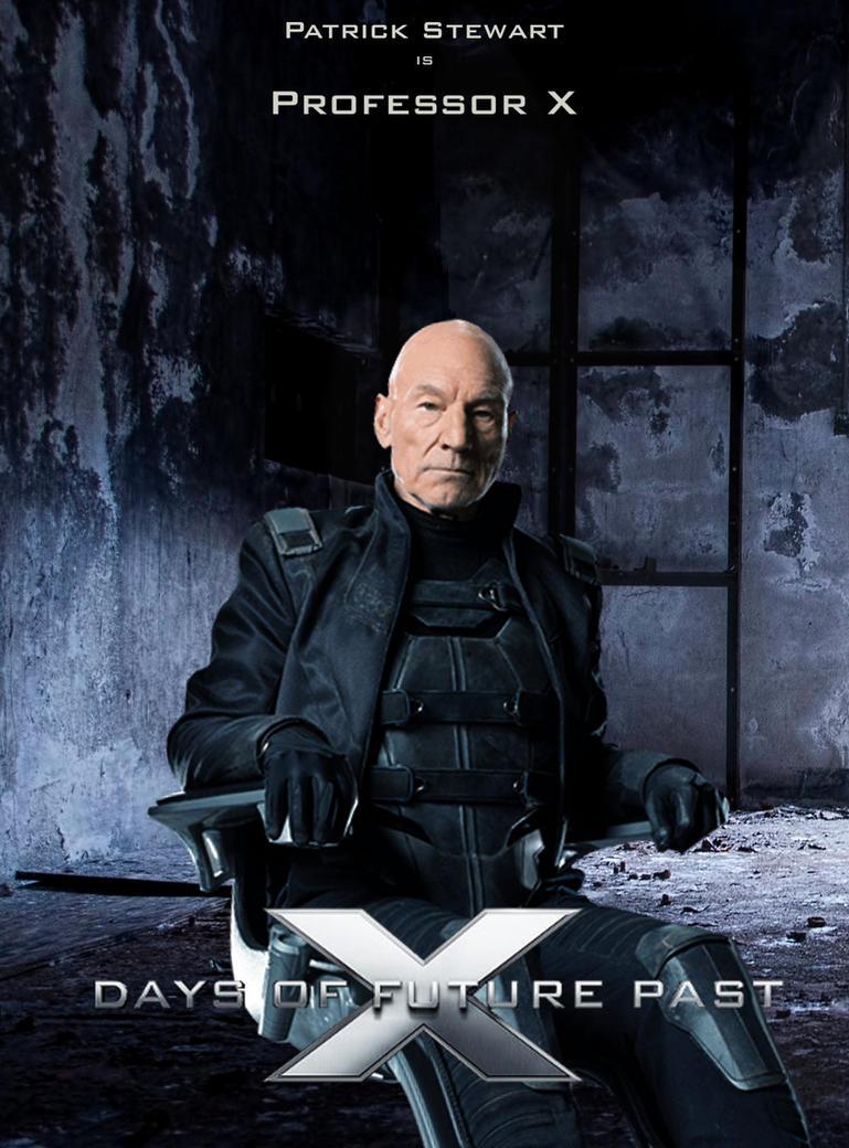 X-Men Days of Future Past - Professor X (old) by Miamsolo ...