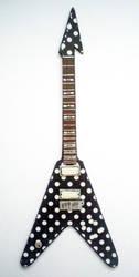 Randy Rhoads Mini Guitar4 Ozzy by MiniGuitars