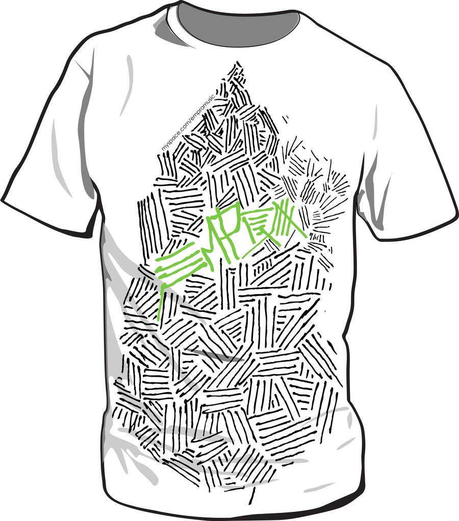 Architect Shirt Design Band
