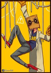 Villainous :: Dr. Flug