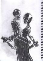 Skeleton by Emmieloo
