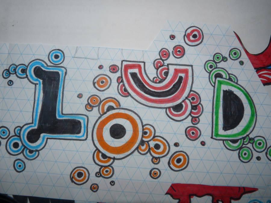Loud by Emmieloo
