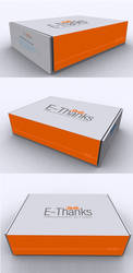 E- THANKS Gift box by 11thagency