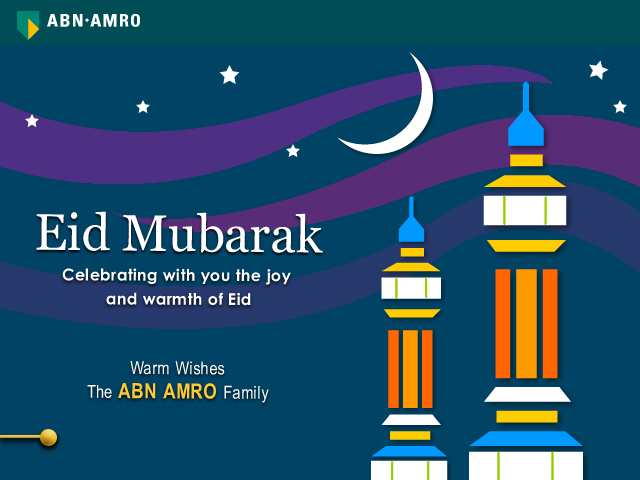 Eid greeting card for abn amro by 11thagency on deviantart eid greeting card for abn amro by 11thagency m4hsunfo