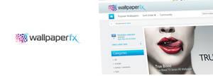 WallpaperFX logo