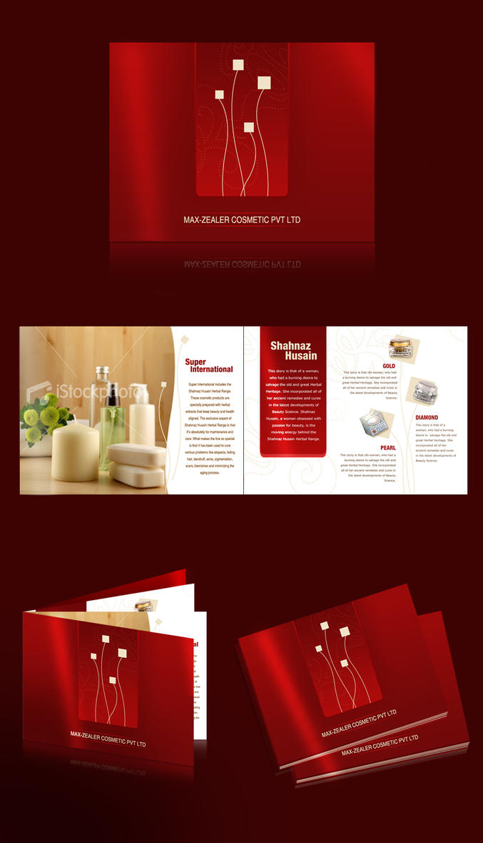 Shahnaz Product Catalog by 11thagency