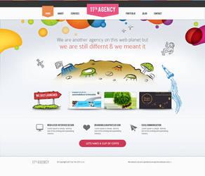 11thAgency Website