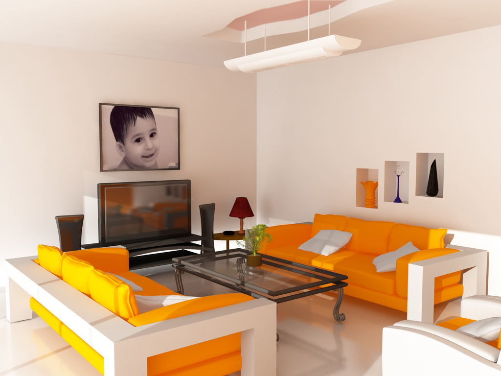 inside house by 11thagency - House Inside Images
