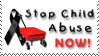 Stop Child Abuse by f0rtunatef00l