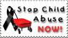 Stop Child Abuse by f0rtunatef00l