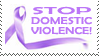 Stop Domestic Violence by f0rtunatef00l