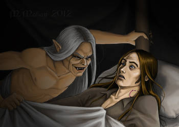 The death night by Matiazi
