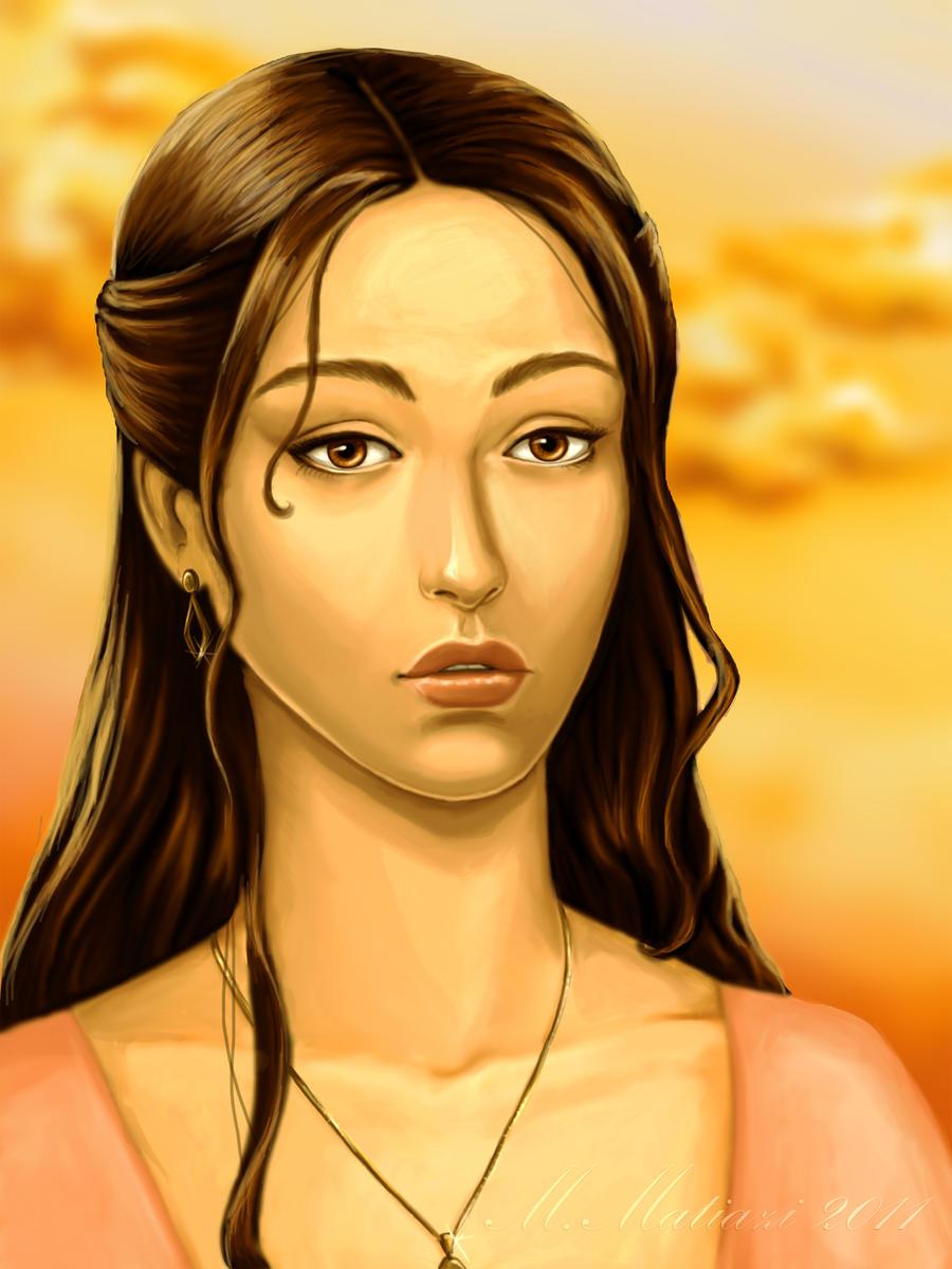 Portfólio M. Matiazi - Página 2 Beloved_woman___new_version_by_matiazilustrando-d4roykz