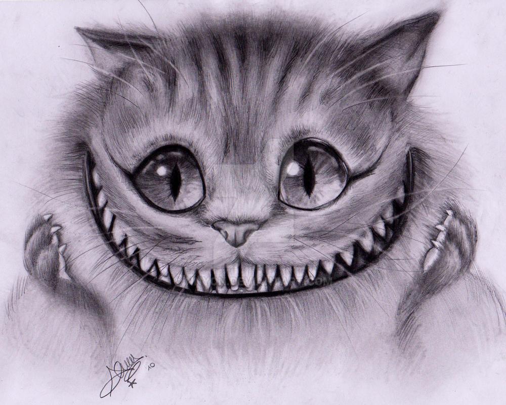 Cheshire Cat Paper Craft